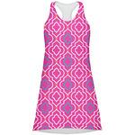 Colorful Trellis Racerback Dress (Personalized)