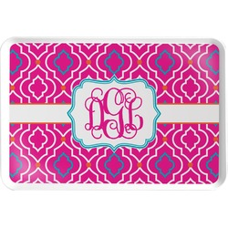 Colorful Trellis Serving Tray (Personalized)
