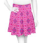 Colorful Trellis Skater Skirt (Personalized)