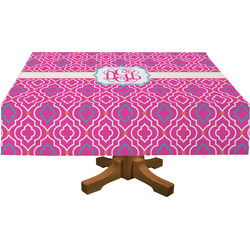 "Colorful Trellis Tablecloth - 58""x102"" (Personalized)"