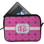 Colorful Trellis Tablet Case / Sleeve (Personalized)