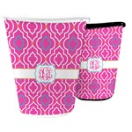 Colorful Trellis Waste Basket (Personalized)