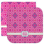 Colorful Trellis Facecloth / Wash Cloth (Personalized)