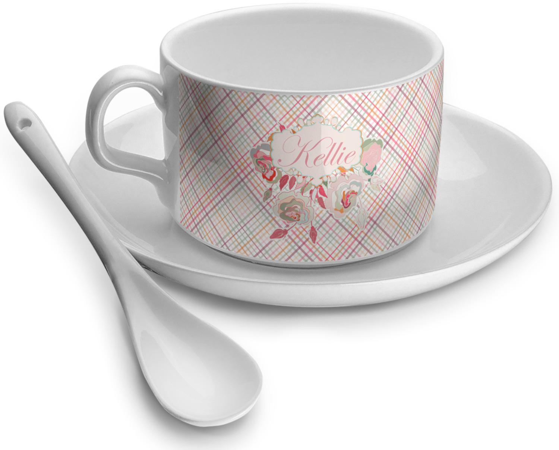 tea single women Tea cup sets home  product - the pioneer woman melody 18oz cups, set of 4  (6 pack) porcelain coffee mug with handles set glazed ceramic mug 15oz reusable hot .