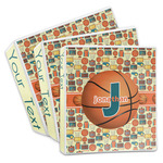 Basketball 3-Ring Binder (Personalized)