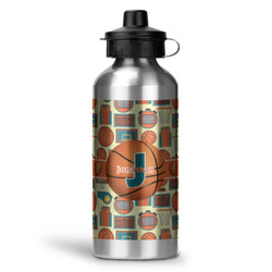 Basketball Water Bottle - Aluminum - 20 oz (Personalized)