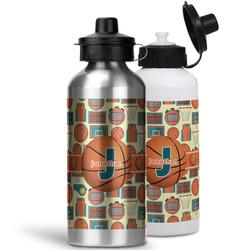 Basketball Water Bottles- Aluminum (Personalized)