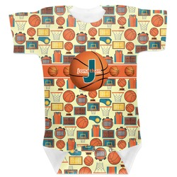 Basketball Baby Bodysuit (Personalized)