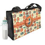 Basketball Diaper Bag (Personalized)