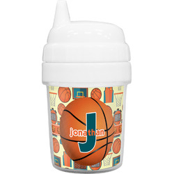 Basketball Baby Sippy Cup (Personalized)