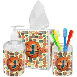Basketball Bathroom Accessories Set (Personalized)