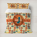Basketball Duvet Cover (Personalized)