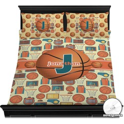 Basketball Duvet Covers (Personalized)