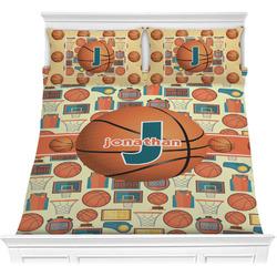 Basketball Comforter Set (Personalized)