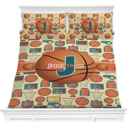 Basketball Comforters (Personalized)