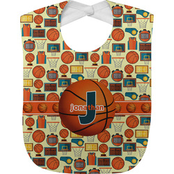Basketball Baby Bib (Personalized)