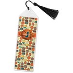 Basketball Book Mark w/Tassel (Personalized)