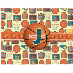Basketball Placemat (Fabric) (Personalized)