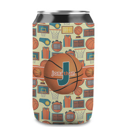 Basketball Can Sleeve (12 oz) (Personalized)