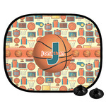 Basketball Car Side Window Sun Shade (Personalized)