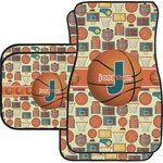 Basketball Car Floor Mats (Personalized)