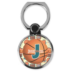 Basketball Cell Phone Ring Stand & Holder (Personalized)