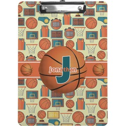 Basketball Clipboard (Personalized)