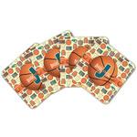 Basketball Cork Coaster - Set of 4 w/ Name or Text