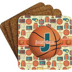 Basketball Coaster Set (Personalized)