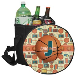 Basketball Collapsible Cooler & Seat (Personalized)