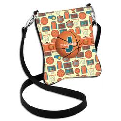 Basketball Cross Body Bag - 2 Sizes (Personalized)