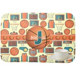 Basketball Dish Drying Mat (Personalized)
