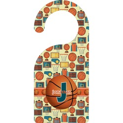 Basketball Door Hanger (Personalized)