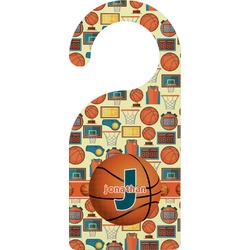 Basketball Door Hanger (Personalized)