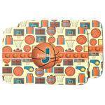 Basketball Dish Drying Mat (Personalized)