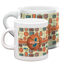 Basketball Espresso Cups (Personalized)
