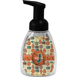 Basketball Foam Soap Dispenser (Personalized)