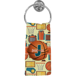 Basketball Hand Towel - Full Print (Personalized)