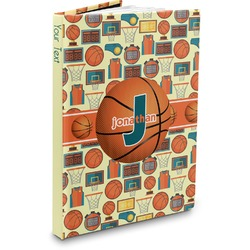 Basketball Hardbound Journal (Personalized)