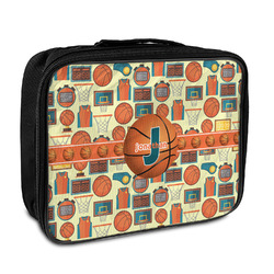 Basketball Insulated Lunch Bag (Personalized)