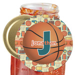 Basketball Jar Opener (Personalized)