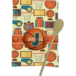 Basketball Kitchen Towel - Full Print (Personalized)