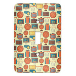 Basketball Light Switch Covers (Personalized)