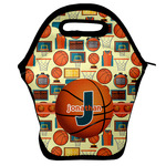 Basketball Lunch Bag w/ Name or Text