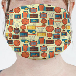 Basketball Face Mask Cover (Personalized)