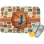 Basketball Memory Foam Bath Mat (Personalized)