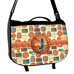 Basketball Messenger Bag (Personalized)