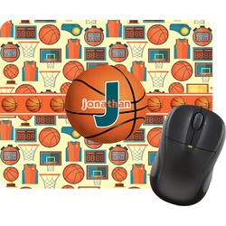 Basketball Mouse Pad (Personalized)