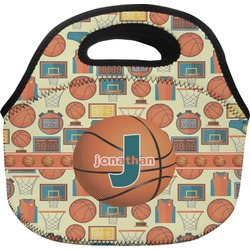 Basketball Lunch Bag (Personalized)