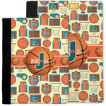 Basketball Notebook Padfolio w/ Name or Text